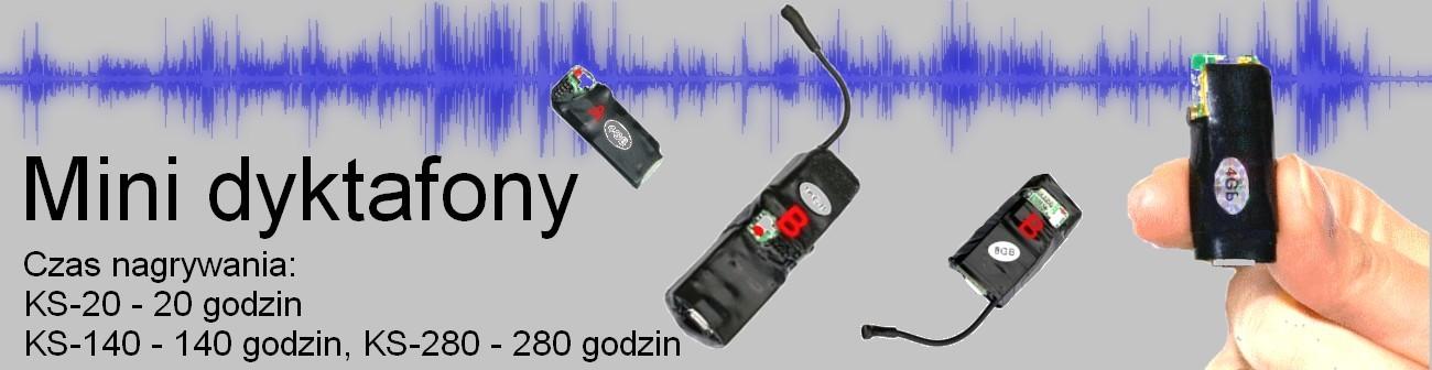 mini dyktafon