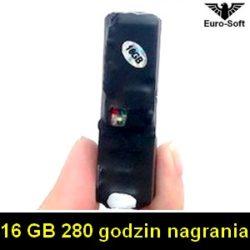 mini dyktafon 16 GB