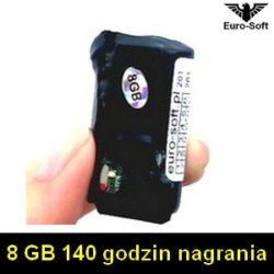 mini dyktafon8 GB